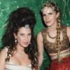 Tatiana Santodomingo y Eugenie Niarchos, juntas en una extravagante fiesta de cumpleaños en París