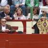 La Duquesa de Alba y Alfonso Díez, tarde 'torera' en la Feria de Jerez de la Frontera