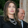 Silvio Berlusconi pagará 300.000 euros mensuales a Verónica Lario por su divorcio
