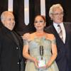 Isabel Pantoja, la más esperada en la entrega de los Premios Micrófonos de Oro