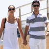Lorena Bernal y Mikel Arteta, romántico paseo por Mallorca, donde se casarán el próximo sábado