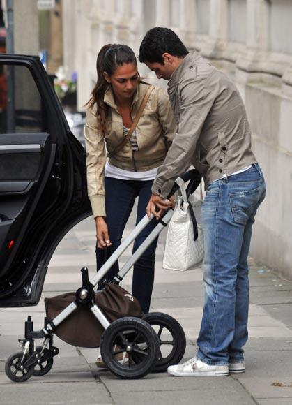Lorena Bernal y Mikel Arteta vuelven a la rutina en Inglaterra tras su boda