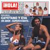 Exclusiva: Cayetano y Eva, un amor 'Superviviente'