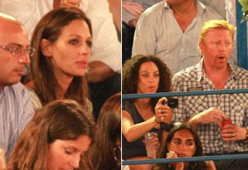 Eva González, espectadora de excepción de la vuelta de Cayetano Rivera a los ruedos tras las vacaciones