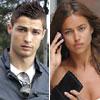 Cristiano Ronaldo y su novia, Irina Shayk, se reencuentran en Madrid