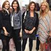 Margarita Vargas, Ana Rosa Quintana, Patricia Olmedilla, ... juntas en una cita con la moda infantil