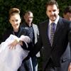 Borja Thyssen y Blanca Cuesta bautizan a su segundo hijo, Eric