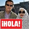Esta semana en ¡HOLA!: Las imágenes más sorprendentes del viaje de la Duquesa de Alba y Alfonso Díez a Siria y Jordania