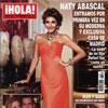 En ¡HOLA!: Naty Abascal, entramos por primera vez en su moderna y exclusiva casa de Madrid: 'La boda de mi hijo Rafael fue como un sueño'