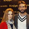 Olivia de Borbón y Sebastián Palomo Danko: 'Esta Navidad nos repartiremos. Solemos pasar estos días con nuestras familias'