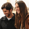 Cayetano Rivera y Eva González, sonrisas y complicidad durante su visita a ARCO