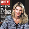 Esta semana en ¡HOLA!: Patricia Rato, la entrevista más esperada