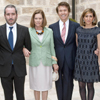 Raphael inaugura en Linares un museo dedicado a él arropado por su familia