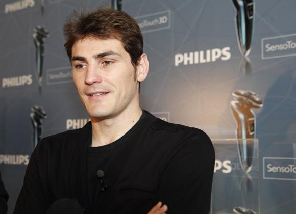 Iker Casillas: 'Me encantaría tener niños. Espero que llegue algún día el momento de ser padre'