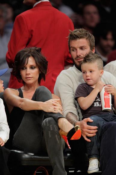 David Beckham: 'Victoria y yo nos emocionamos mucho cuando nos dijeron que iba a ser una niña'