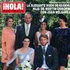Fotografías exclusivas en ¡HOLA!: La elegante boda de Eugenia, hija de Bertín Osborne, con Juan Melgarejo