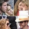 El amor y el glamour inundan las gradas del Masters Series de Madrid