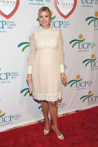 El bebé que espera Ivanka Trump es una niña