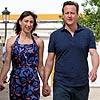 El primer ministro británico, David Cameron, y su mujer, Samantha, disfrutan de una semana de vacaciones en Ibiza