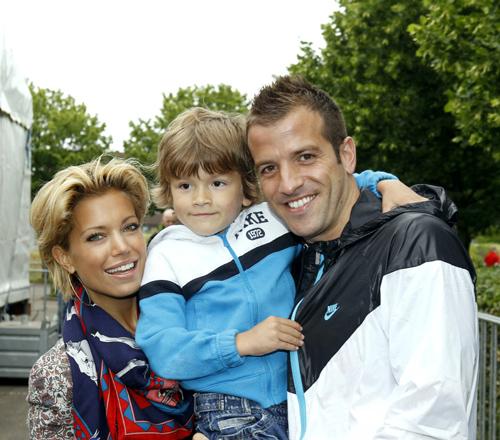 ¿Cuál es la clave de la felicidad de Rafael y Sylvie van der Vaart?