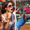 María Francisca Perelló, Salma Hayek y Francois-Henri Pinault... vibran con el pase a la final de Roland Garros de Rafa Nadal