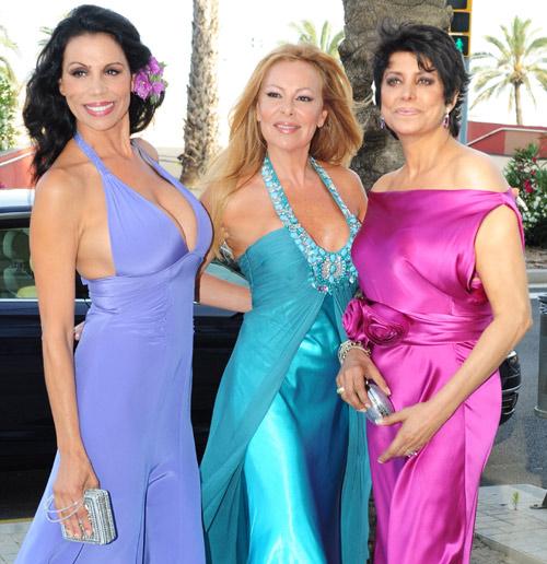 Isabel Pantoja, Ana Obregón, Belén Esteban y María Pineda, entre los invitados a la boda de Luis Rollán