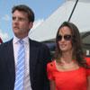 Confirmado: Pippa Middleton continúa con su novio, el financiero Alex Loudon