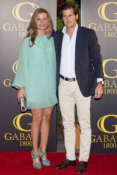 Todo a punto para la boda de Carla Goyanes y Jorge Benguría en Marbella