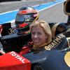 María de Villota, la primera mujer española al volante de un Fórmula 1