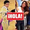 Fotos exclusivas en ¡HOLA!: Lourdes Montes acudió a ver torear por primera vez a Francisco Rivera
