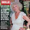 En ¡HOLA!: La duquesa de Alba nos recibe en su casa de Ibiza y nos habla de su boda