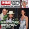 En ¡HOLA!: Tamara Falcó, junto a su padre, el marqués de Griñón, y su hermana Xandra, en su casa familiar de Toledo