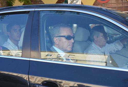 En su declaración ante el juez, Ortega Cano asegura que no conducía a más velocidad de la permitida