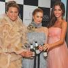 Carla Goyanes, Malena Costa y Olivia de Borbón, tres bellezas para tres vestidos