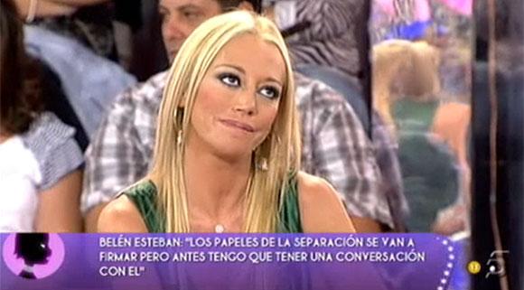Belén Esteban, tras anunciar su separación: 'Fran quiere volar solo y está en todo su derecho'