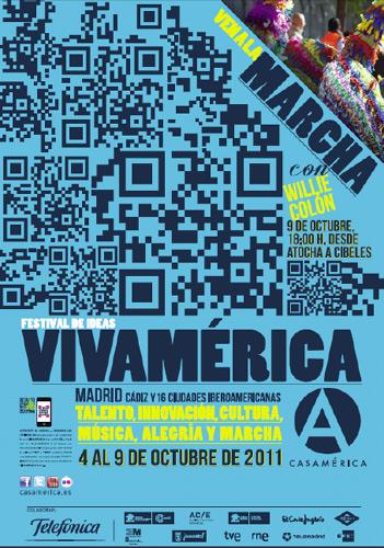 Artistas, políticos, escritores… todo listo para la V edición del Festival de ideas VivAmérica