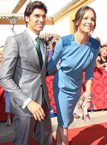 Cayetano Rivera y Eva González