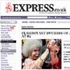 La boda de la duquesa de Alba acapara los titulares de la prensa internacional