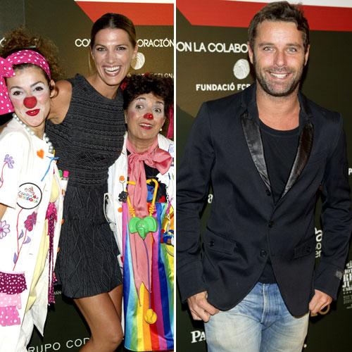 David Ascanio, novio de la modelo Laura Sánchez: 'Todavía no pensamos en boda, estamos bien así'