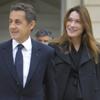 A la espera del anuncio de nacimiento del bebé de Carla Bruni y Nicolás Sarkozy