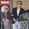 En ¡HOLA!: El romántico y secreto viaje de novios de los duques de Alba
