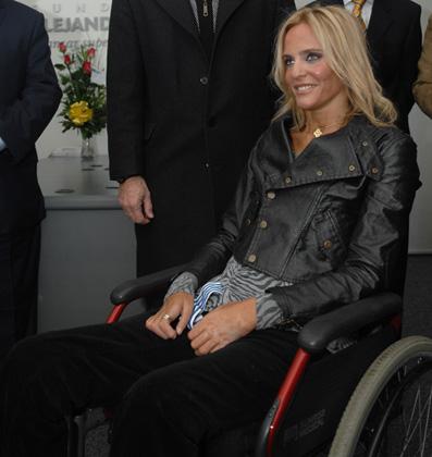 La conmovedora historia de superación de la hermana de Diego Forlán