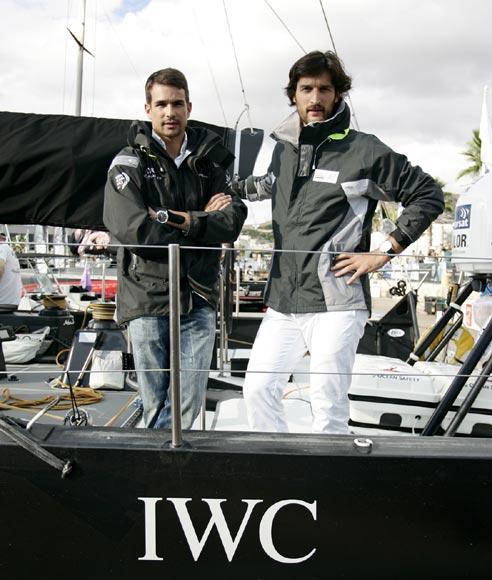 El príncipe Carlos Felipe de Suecia, Rafael Medina y José María Manzanares, los más atractivos en las regatas de Alicante