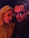 Paris Hilton hace 'nuevos amigos' en su última visita a España
