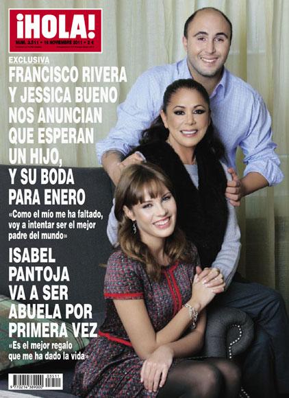 Kiko Rivera apoya a Jessica Bueno tras las crticas de una foto de 75
