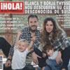 Exclusiva en ¡HOLA!: Blanca y Borja Thyssen nos descubren su casa desconocida de Suiza