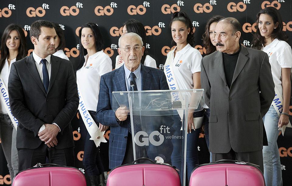 Javier de Montini, Hugo Stuvens y Paco Bello
