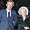 Los duques de Alba premian a Alain Delon y Sara Baras en el Sicab de Sevilla