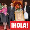 Antonio Sánchez Gómez, fundador de ¡HOLA!, nombrado hijo predilecto de Ronda
