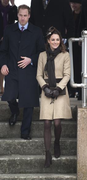 El estilo de la duquesa de Cambridge, imitado hasta por su hermana Pippa